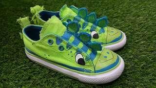 Converse dino shoes