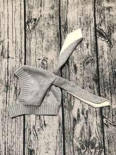🚚 🔅全新🔅可愛兔子耳朵針織帽
