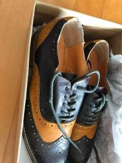 Dress shoes 👞 Leather