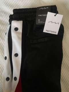 bnwt popper shorts