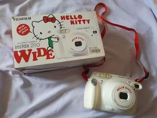 Instax 210 Hello Kitty