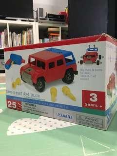 🚚 美國 B.Toys  悍馬車_Battat系列