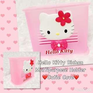 *IN STOCK IN SG* Hello Kitty Bichon Multipurpose Holder