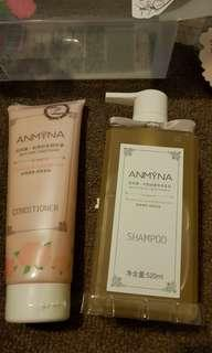 Anmyna Shampoo and Conditioner