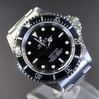 Pre Owned Rolex Submariner No Date 14060M With Chapter Ring