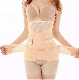 3-pcs Slimming Corset/Gridle/Binder (up:$22)