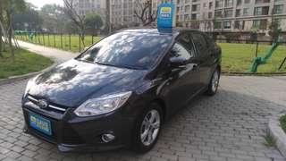 2013 Ford Focus 1.6 4D[里程數6萬]0931151600蔡s
