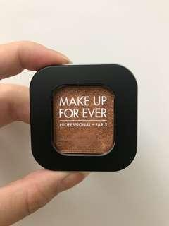 Make up for ever古銅金眼影