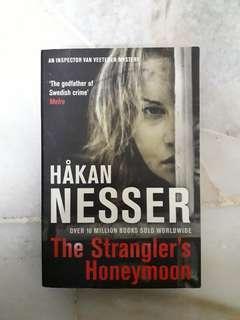 THE STRANGELER'S HONEYMOON by HÅKAN NESSER English Novel #XMAS25