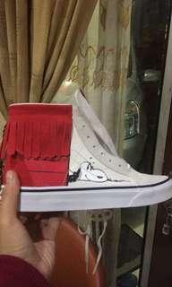 Vans x Peanuts Snoopy
