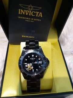 Authentic Invicta watch limited edition
