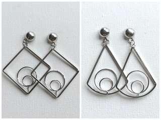 Geometric Earrings 4