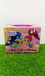 Shimmer & Shine storybook set