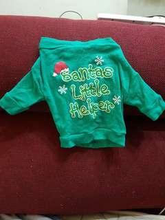 "Christmas ""Santa Little Helper"" t-Shirt"