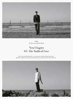 TVXQ-New Chapter 2: The Truth Of Love [15th Anniversary Special Album]