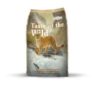 7kg Taste of the Wild - CANYON RIVER