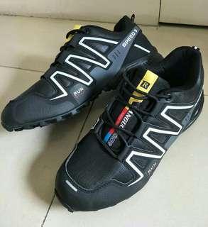 Speed3 Run 防潑水 戶外越野跑鞋
