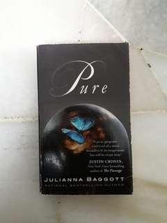 PURE by JULIANNA BAGGOTT English Novel Buku Inggeris