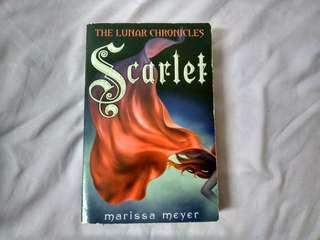 The Lunar Chronicles: Scarlet [Book 2]