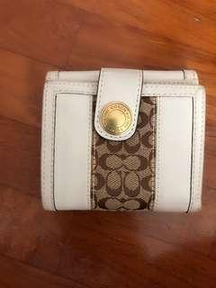Coach ladies wallet authentic