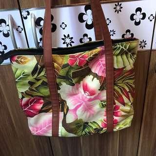 Evro Premium Floral Tote Bag