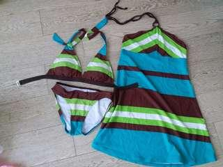 泳衣(m size)