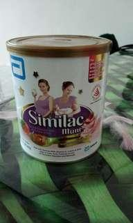 Similac strawberry for pregnant & breastfeeding mothers