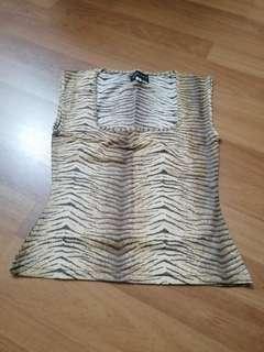 Future State leopard blouse