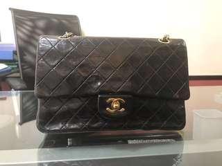Vintage CHANEL Classic 2.55 Double Flap Bag