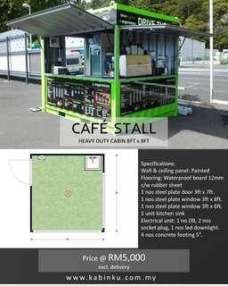 Kiosk Cabin