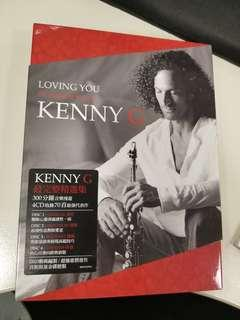Kenny G - The complete list of Loving You Saxophone 色士風 Soprano