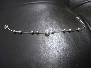 S925 Love Sphere Bracelet #PRECNY60