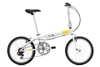 TERN LINK C7 - Bicycle white (COD only)