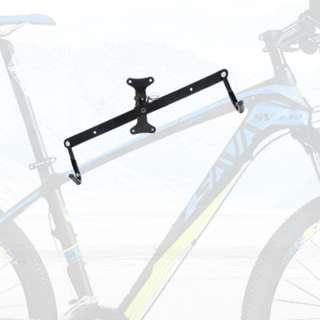 Bicycle Rotatable Rack