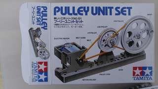 TAMIYA 名牌 機動模型 Pulley unit Gear Box 發展兒童頭腦