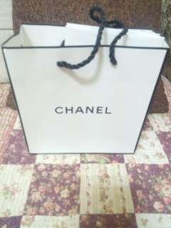🚚 CHANAL 紙袋