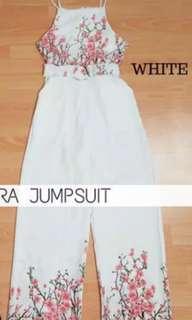 Ring Sakura Jumpsuit bahan thick crepe