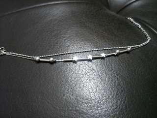 S925 Three Stars Bracelet #PRECNY60