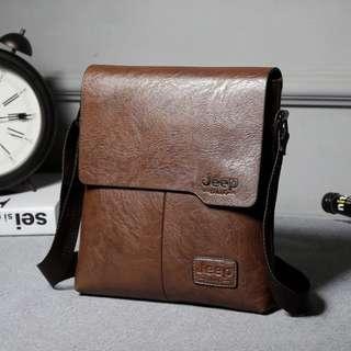 Sling Bag / Messenger Bag Men Briefcase Man Casual Crossbody Shoulder Bag