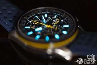Citizen blue angle AT8020