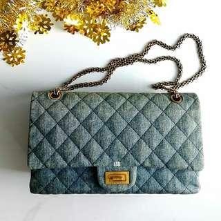 Authentic Chanel Reissue 227