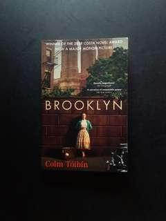 Brooklyn - Colm Toibin.