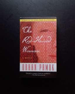 The Red-Haired Woman - Orhan Pamuk.