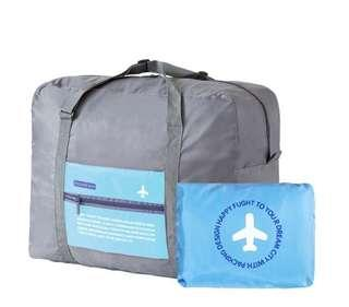 Travel bag (orange color)