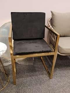 Lauren Side Chair (1 Display Piece)