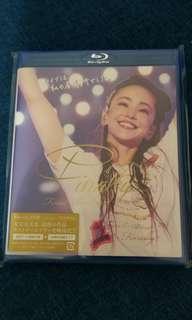 安室奈美惠 Namie Amuro Final Tour 2018 ~ Finally  - (東京ドーム最終公演+25周年沖縄ライブ)(Blu-ray Disc 2枚組)購自日本 全新未拆