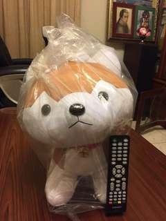 科機犬。娃娃