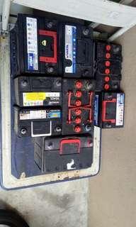 Bateri kereta trpakai car battery secondhand kl