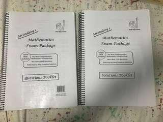 Secondary One Mathematics Package