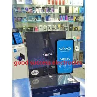 Vivo NEX 雙屏版(10GB Ram + 128GB Rom) Snapdragon 845 全新香港行貨 原廠一年保養💥( 照價再減 . 歡迎查詢現金優惠價 )